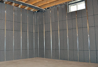 Basement Ceiling - Drop Ceiling Tiles