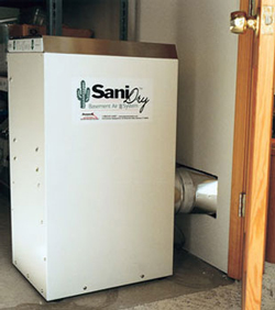 Energy Star Rated Basement Dehumidifiers