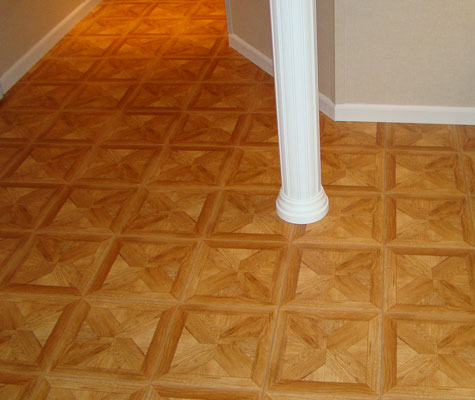 Tile Basement Floor tiles basement basement inspiring basement ideas basement Basement Thermaldry Tiles Shown Here In Oak Parquet Maintain A Small Air Gap Between