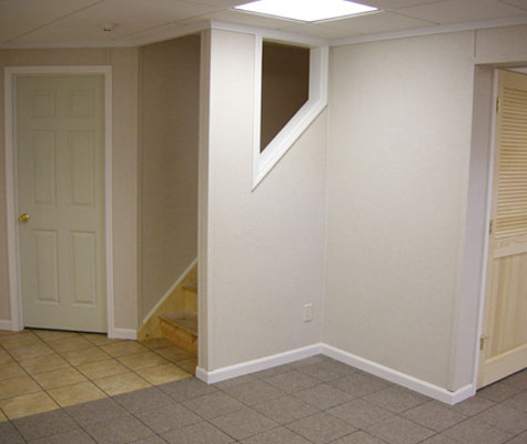What Does Mold Smell Like >> Basement Wall Finishing System by Total Basement Finishing - Total Basement Finishing