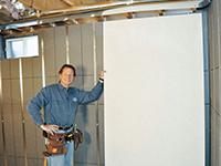 Basement-to-Beautiful wall panels