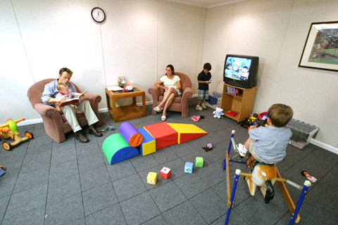 a playroom for your children