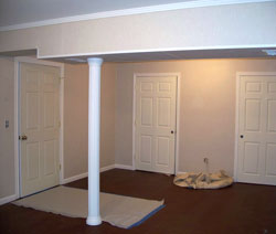 basement pole covers quotes