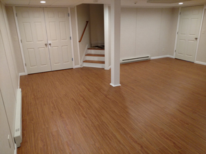 ThermalDry Elite Plank Flooring   After
