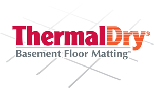 Basement subfloor system from Total Basement Finishing